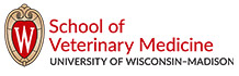 School of Veterinary Medicine University of Wisconsin-Madison logo.