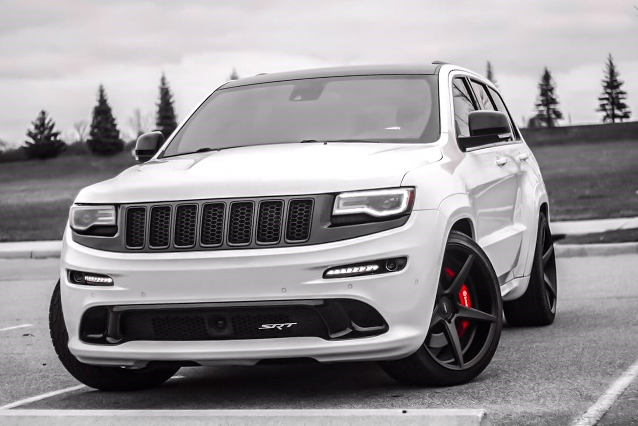 Jeep Grand Cherokee Aftermarket Parts >> Motor City In A Jeep Grand Cherokee Weathertech