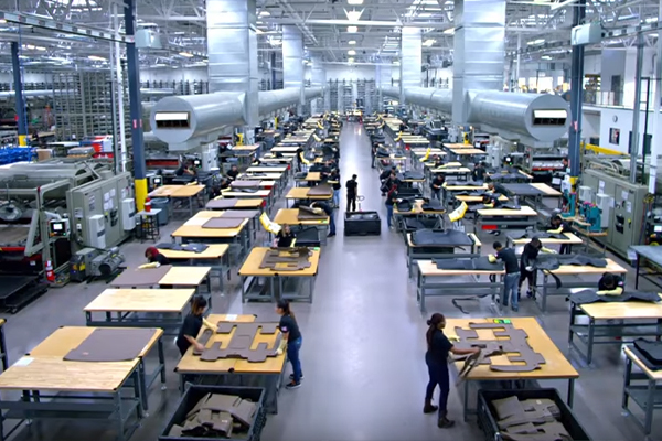 WeatherTech Manufacturing Plant
