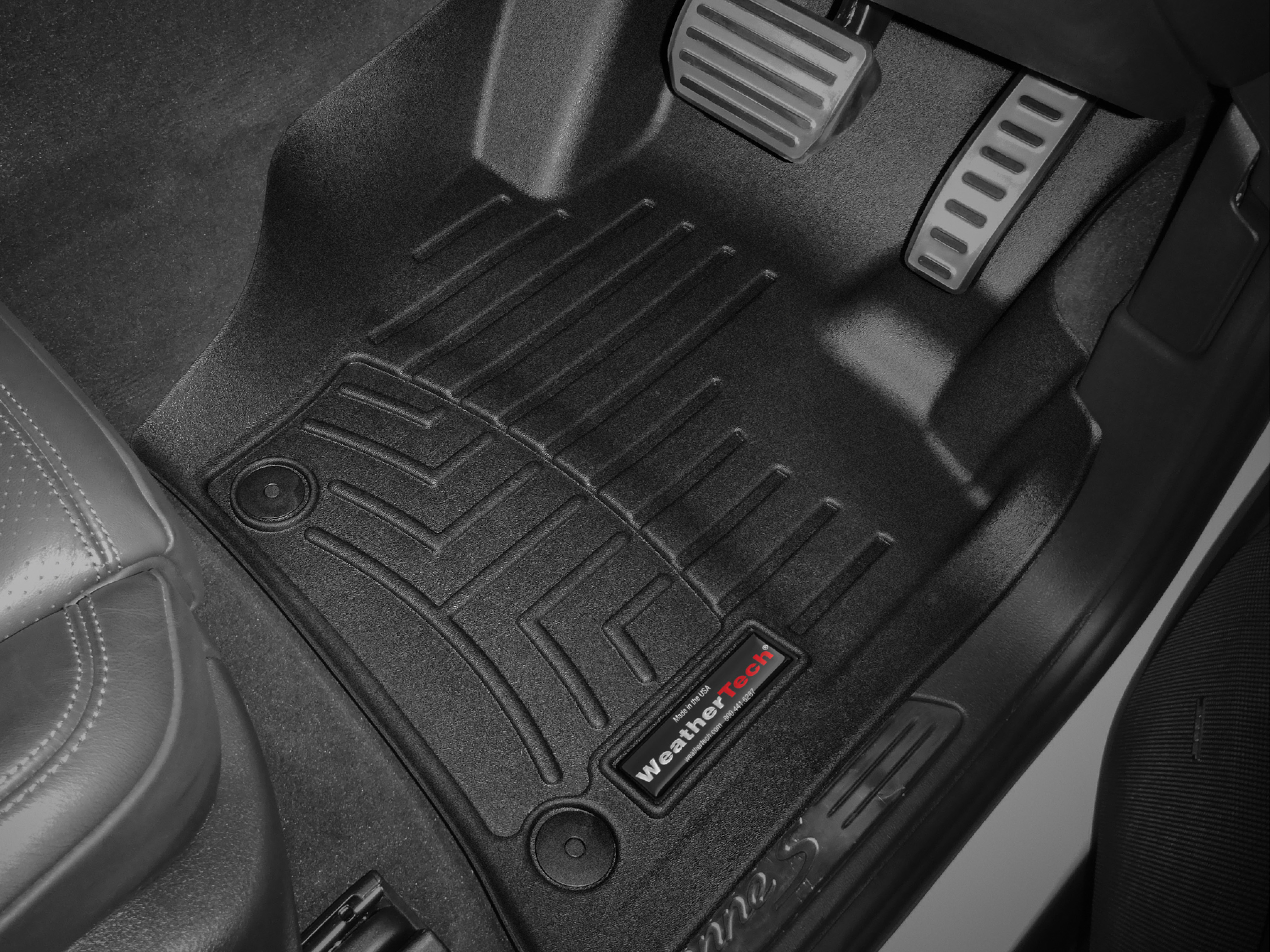 Weathertech Custom Fit Car Mats And Cargo Liners