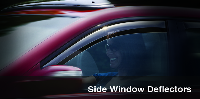 side window deflectors homepage